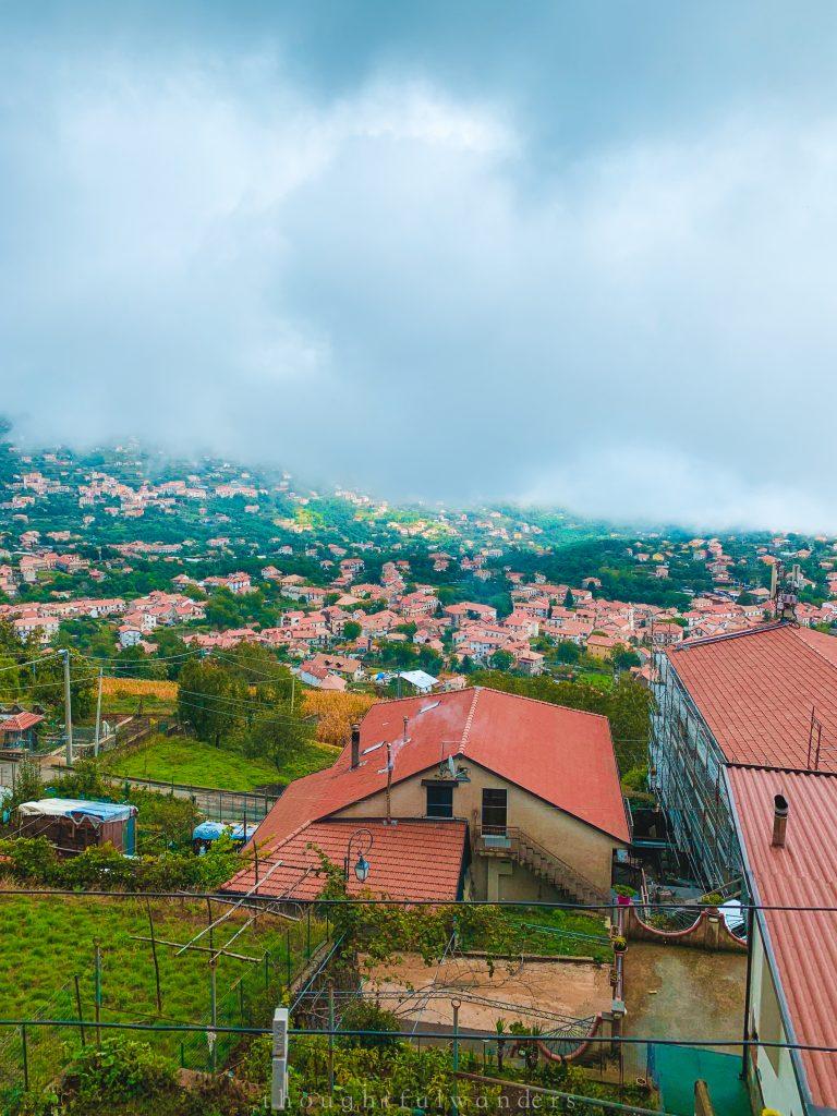 Bomerano town of Amalfi Coast