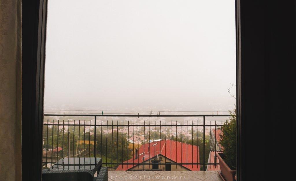 Cloudy Bomerano foggy misty Amalfi Coast