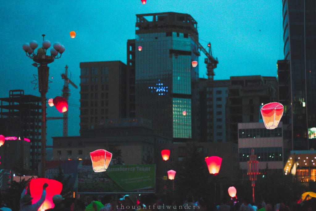 Ulaanbaatar lantern festival